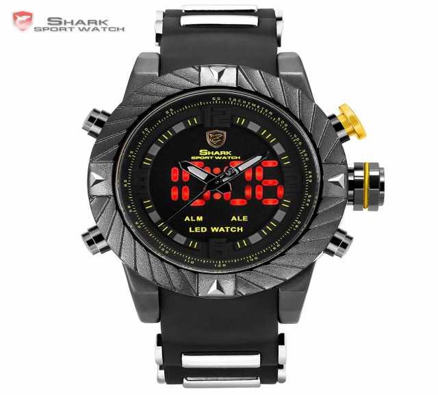 Продам Спортивные крутые часы «Shark» - Goblin
