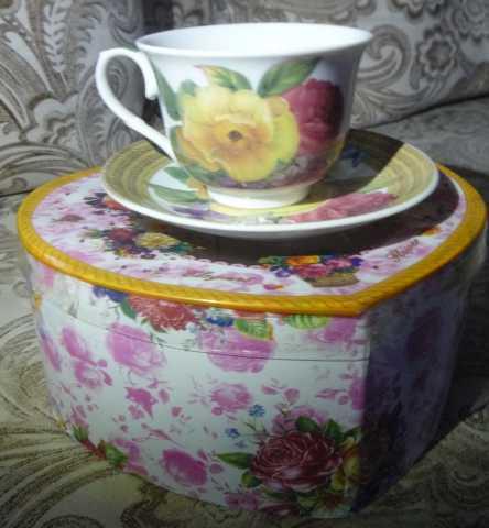 Продам Чайная пара
