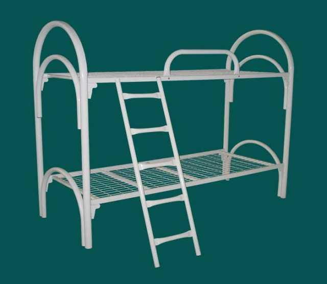 Продам: Кровать двухъярусная металлическая