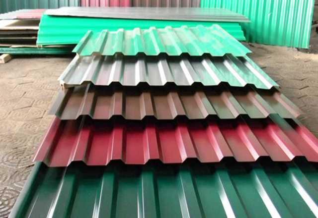Продам Профилированный лист для забора и крыши
