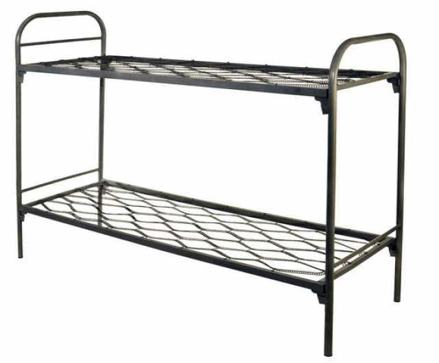 Продам Кровати металлическиедля хостелов