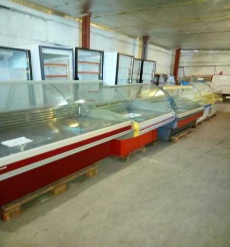 Продам Холодильные витрины б/у в ассортименте