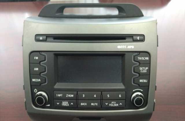 Продам автомобильный CD ресивер