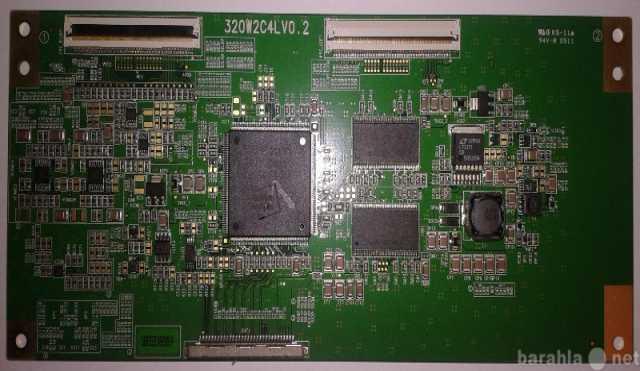 Продам T-Con 320W2C4LV0. 2