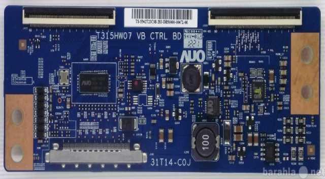 Продам T-Con T315HW07 VB 31T14-C0J