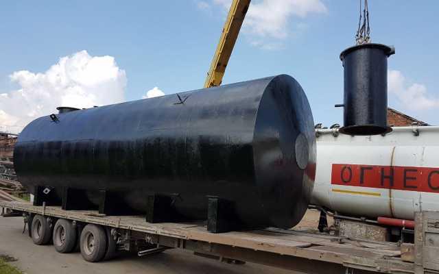 Продам Резервуары стальные (РГСН, РГСП)