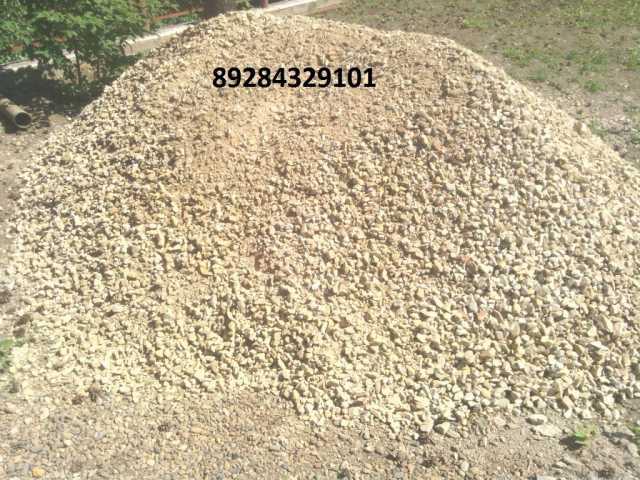 Продам Гравийно-песчаная смесь ГПС от  20 кубов