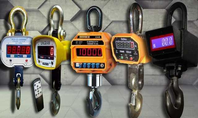 Предложение: весы электронные крановые ремонт