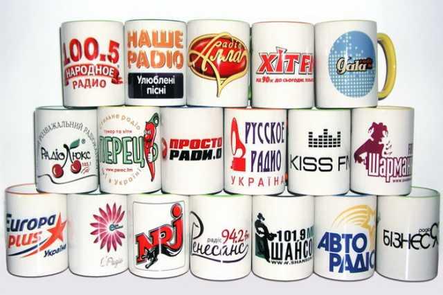 Продам: Кружки с логотипом