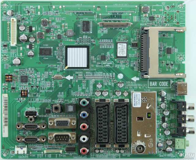 Продам Main Board EAX60686904(2) EBU60710845 LD