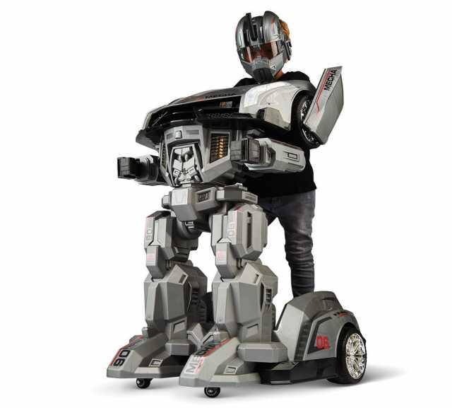 Предложение: Робот-скутер ROBOCAR KNIGHT MECHA