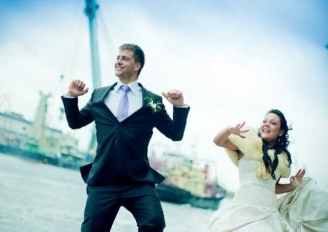 Предложение: Постановка свадебного танца