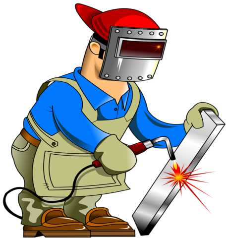 Вакансия: электрогазосварщик