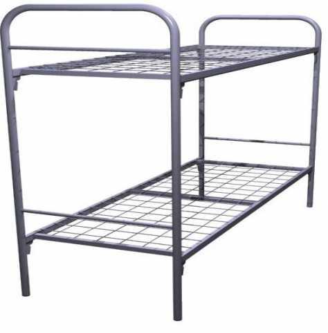 Продам Кровать двухъярусная металлическая