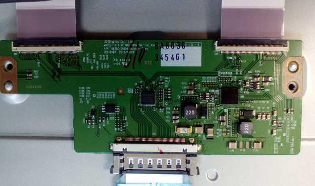Продам T-Con 6870C-0482A для тв LG