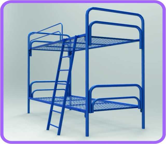 Продам: Кровати 2 ярусные металлические