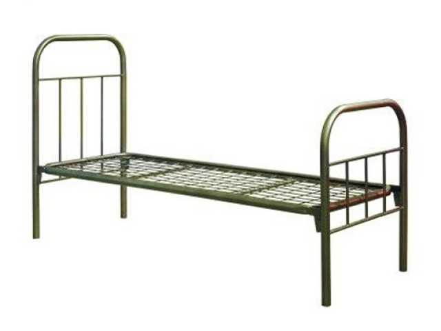 Продам: Кровати металлическиедля хостелов