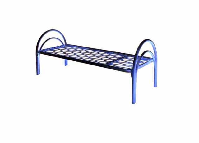 Продам кровать металлическая 90х200