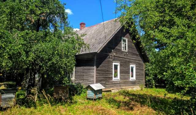 Продам: Большой дом с хоз-вом, 3,5 Га земли