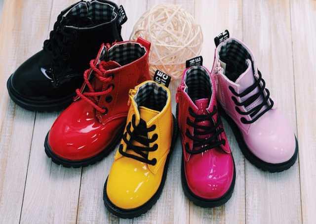 Продам Обувь на осень и весну с 19 по 34 размер