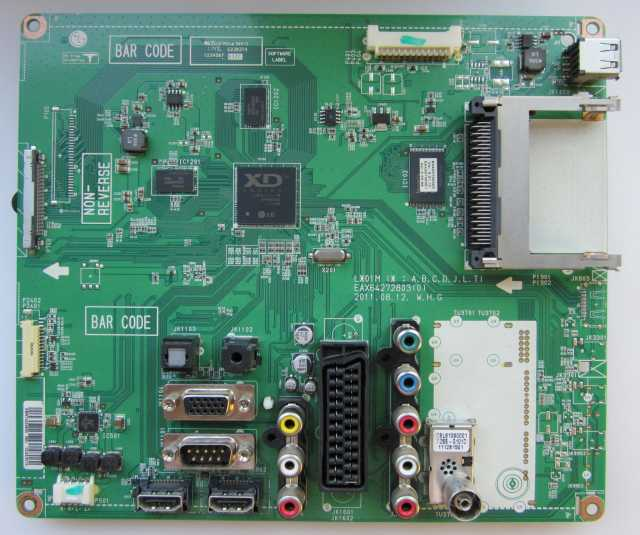 Продам Main Board EAX64272803(1) EBR74234613