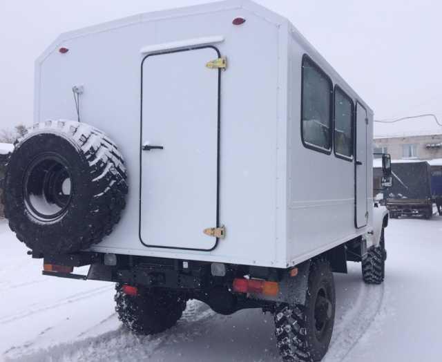 Продам Вахтовый автобус ГАЗ Барнаул