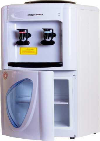 Продам: Небольшой напольный кулер для воды Aqua