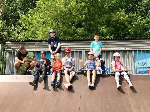Предложение: Уроки скейтбординга/сноуборда