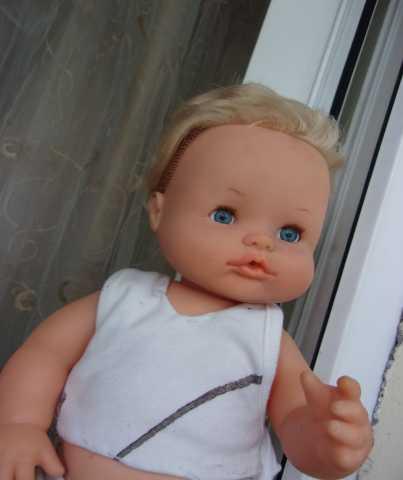 Продам куклу пупса