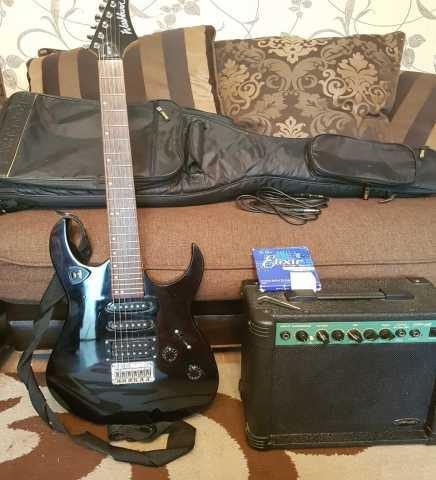 Продам  гитара Washburn w121