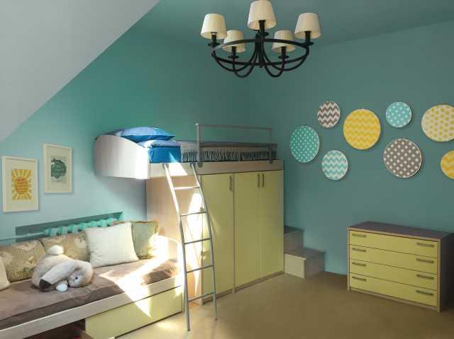 Продам Итальянская мебель для детской комнаты