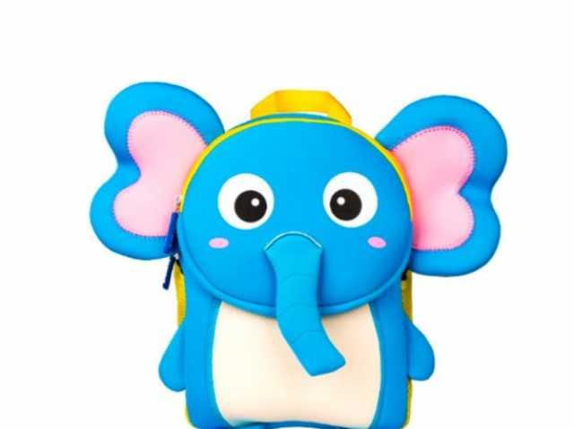 Продам 3D Неопреновые моющиеся рюкзаки для детей