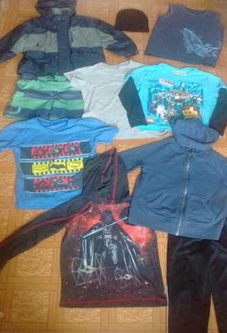 Продам Одежда для мальчика 4-6 лет