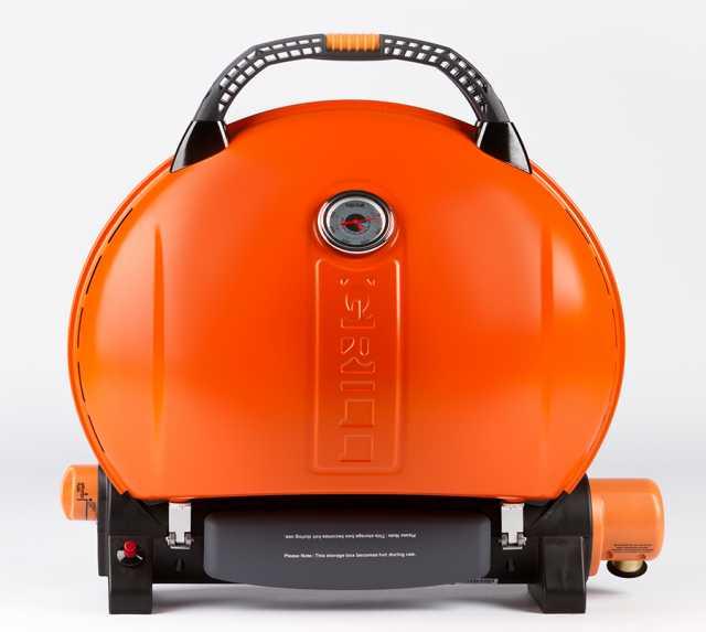 Продам Газовый гриль O-GRILL 800T orange