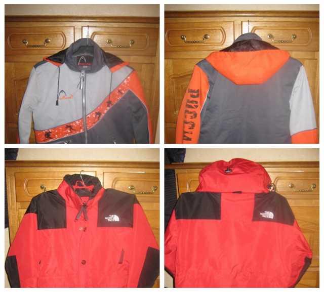 Продам: Две куртки р.38(40) рост 146(152)