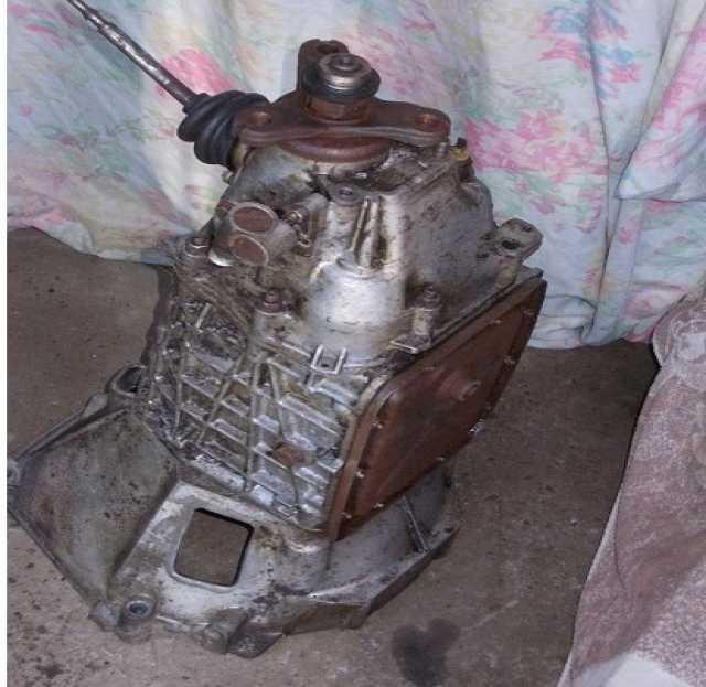 Продам Коробка МКПП  ВАЗ 01 - 07 4-х cт.