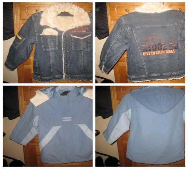 Продам Две куртки р.36(38) рост134(140)