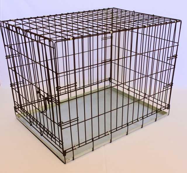 Продам: Клетка №3 складная металлическая