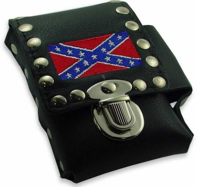 Продам Сигаретный чехол Rebel Confederate Flag