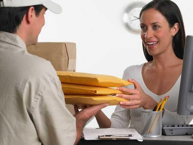 Предложение: Курьерская доставка документации