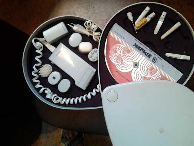 Продам: педикюрный набор электрический