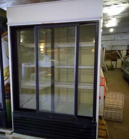 Продам Холодильный шкаф купе б/у 110 см