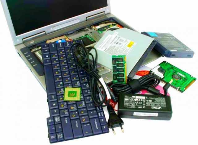 Куплю комплектующие от ноутбуков