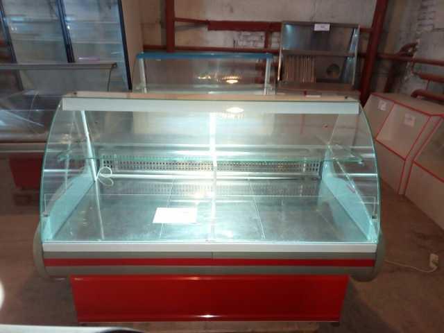 Продам Холодильная витрина Иней б/у 150 см