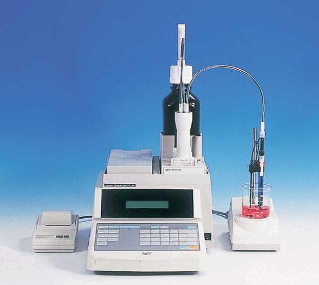 Продам Новый Автоматический Титратор AT-500N-1