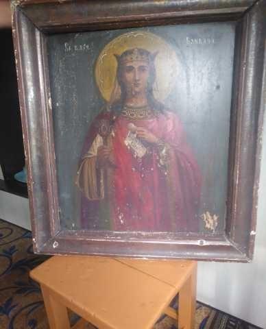 Продам Икона святая великомученица Варвара