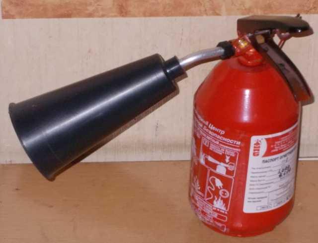 Продам: Огнетушитель ОУ-1