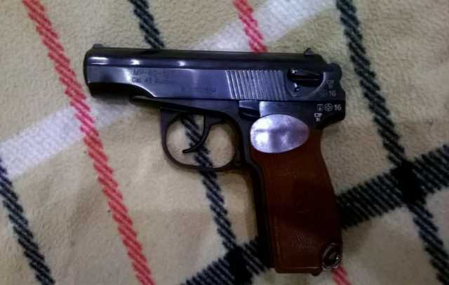Продам Пистолет МР 80-13Т кал. 45