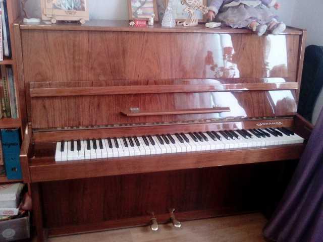 Отдам даром: фортепиано