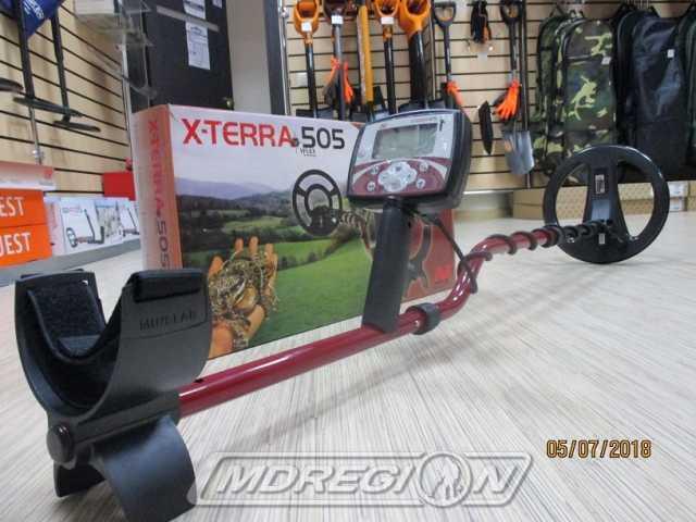 Продам Металлодетектор Minelab X-Terra 505